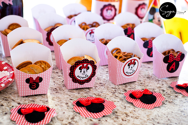 Vixy Pachet Design Minnie Mouse