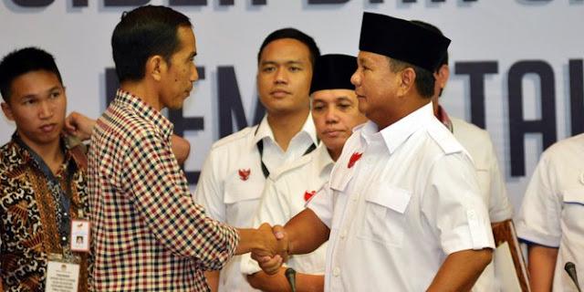Prabowo Tak Tergoda Tawaran Cawapres Jokowi