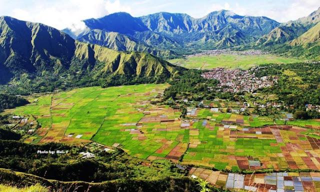 Puncak Pergasingan Lombok