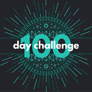 100 day quilt challenge