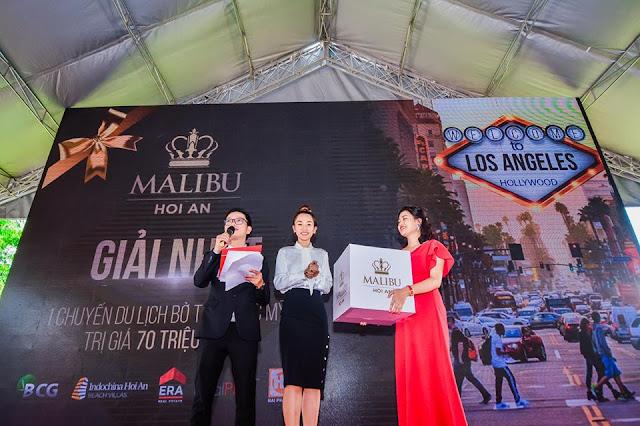 (Ảnh) Lễ mở bán Villa Malibu Hội An