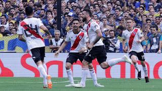 أهداف مباراة بوكا جونيورز وريفر بليت نهائي كوبا ليبيرتادورس | اليوم 09/12/2018 Boca vs River Plate goals