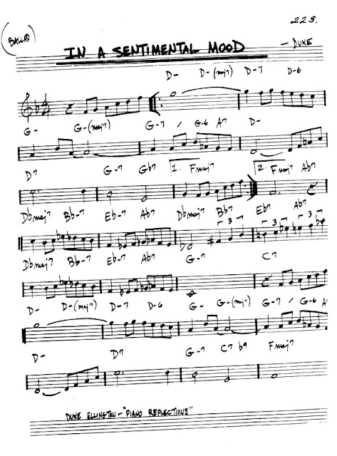 Partitura Flauta Duke