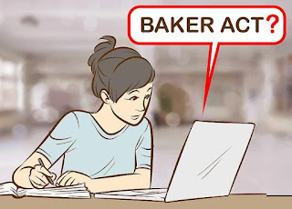 what happens when you baker act someone