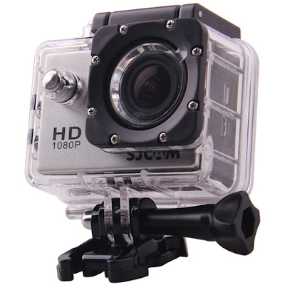 IMG SJCam SJ4000+ WiFi Action Camera Black