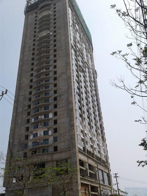 Khối căn hộ Luxury Apartment