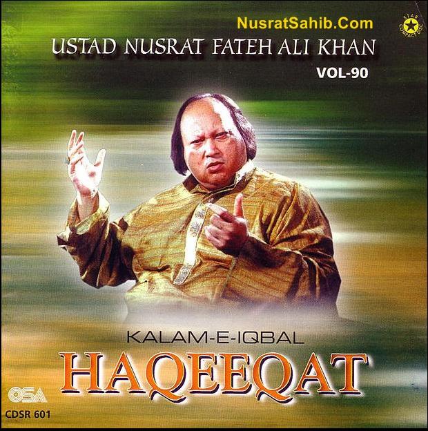 Haqeeqat (Kalam E Iqbal) Vol 90