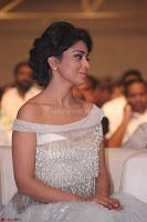 Shriya Saran in Stunning White Off Shoulder Gown at Nakshatram music launch ~  Exclusive (57).JPG