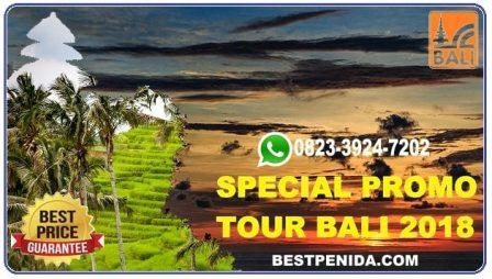 PAKET TOUR BALI 2018