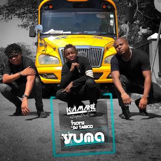 Kamané - Vhuma (feat. Tsotsi Nigga & DJ Tarico)