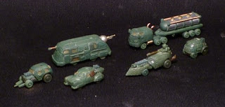 Wargame News and Terrain: Microworld Games: 6mm Post
