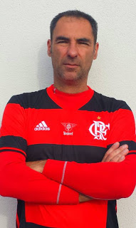 Stéphane Durand Técnico Flamengo Remo