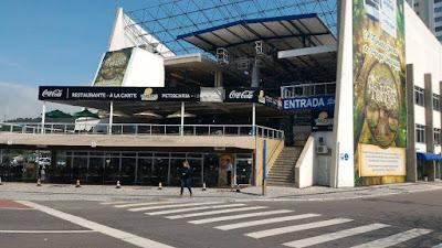 Estação Barra Sul