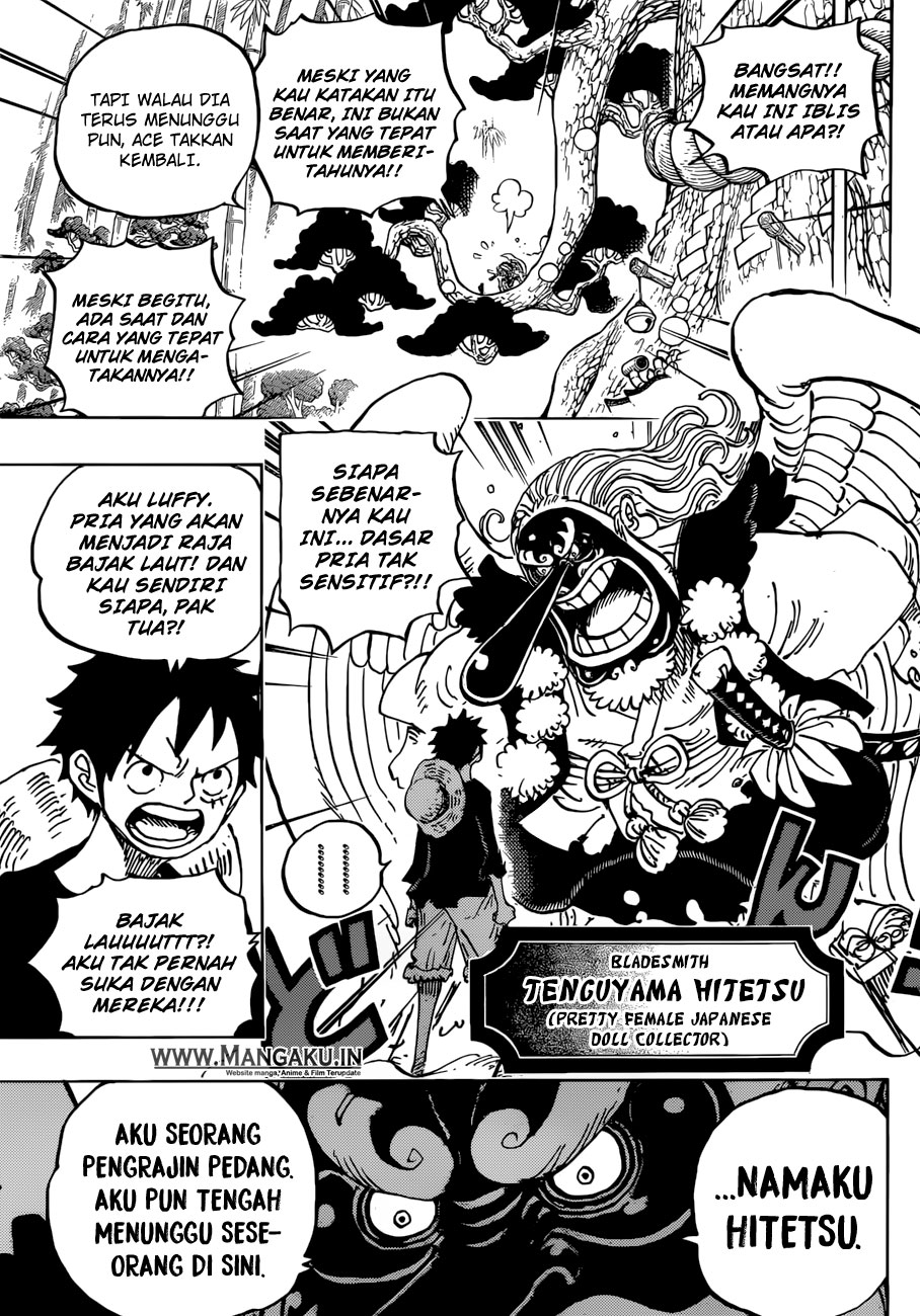 Baca Komik One Piece Chapter 912 Bahasa Indonesia Kintamaindo