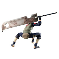 "Figuras: Abierto pre-order de Kakashi Hatake G.E.M de ""Naruto"" - MegaHouse"