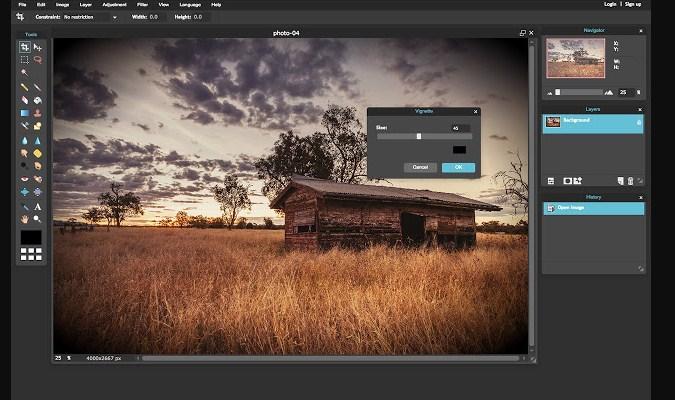Alternatif Adobe Photoshop Online - Pixlr