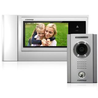 Chuông cửa màn hình an toàn, sang trọng và tiện dụng
