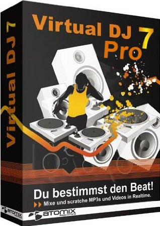 Virtual Dj Pro 7 4 Build 449 Full And Free Download All