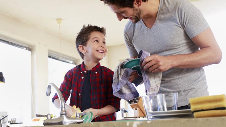 5 passos para deixar a casa em ordem