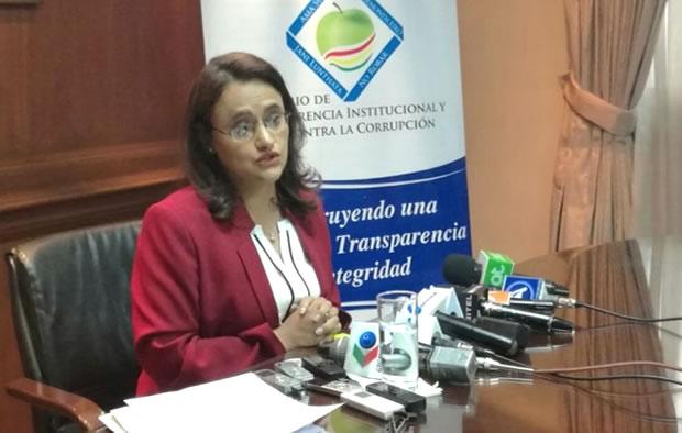 Lenny Valdivia afirma que Zapata pagó $us 260 mil por la casa de Fortún