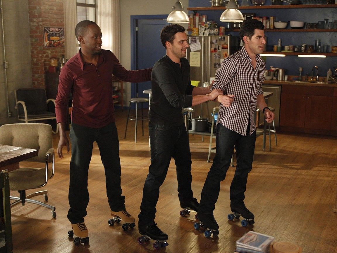 New Girl - Season 1 Episode 9: The 23rd