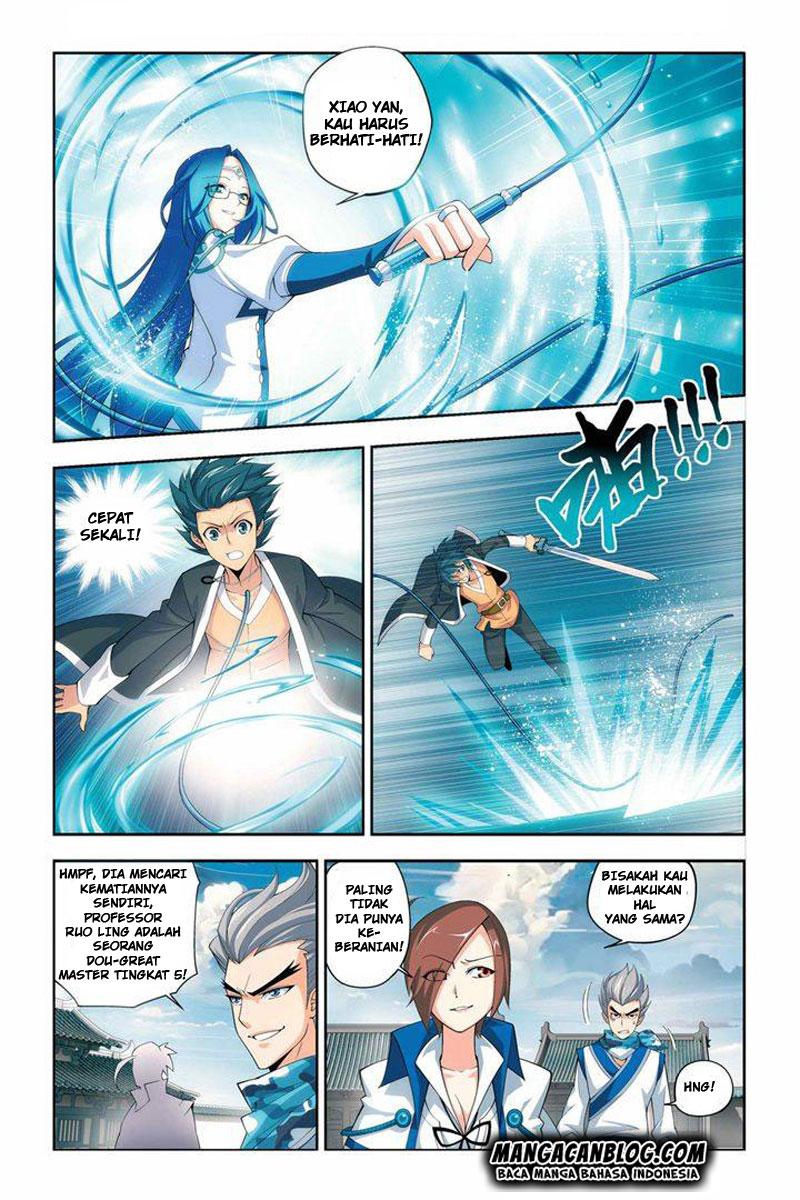 Battle Through Heaven Chapter 20-2