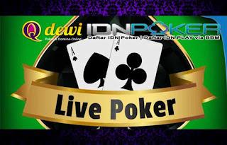 Mengenal kartu Judi Live Poker Online Server IDN Play QDewi.net