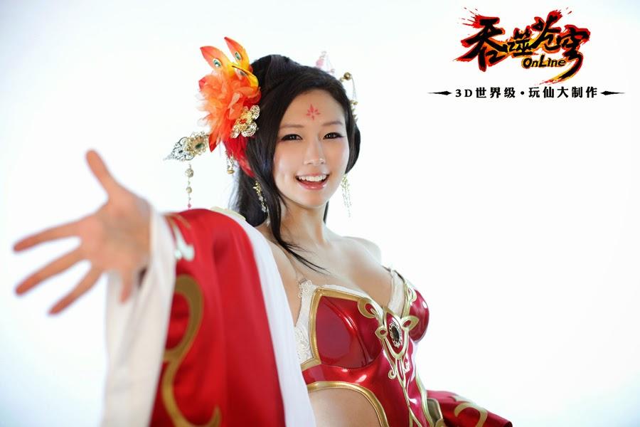 JGs PlayGround: Xunlei Games: Tunshicangqiong On Line