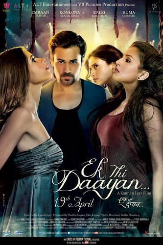 Ek Thi Daayan (2013) Movie Poster