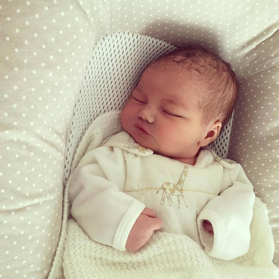 Chic Geek Diary: Birth Announcement - Introducing Ava