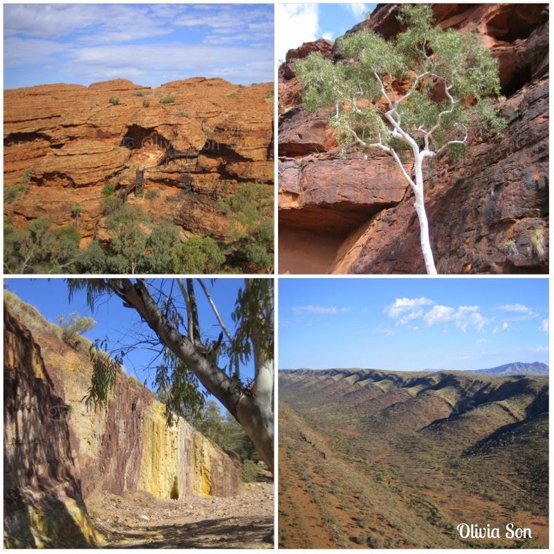 Kings Canyon, Australie