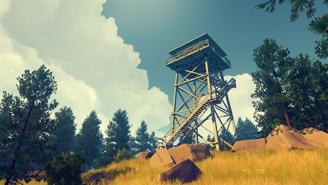 Firewatch Game Download Photo