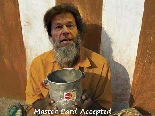 FACEBOOK FUNNY PICTURES: Imran Khan Funny Picture