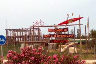 Parque Deltaventur.