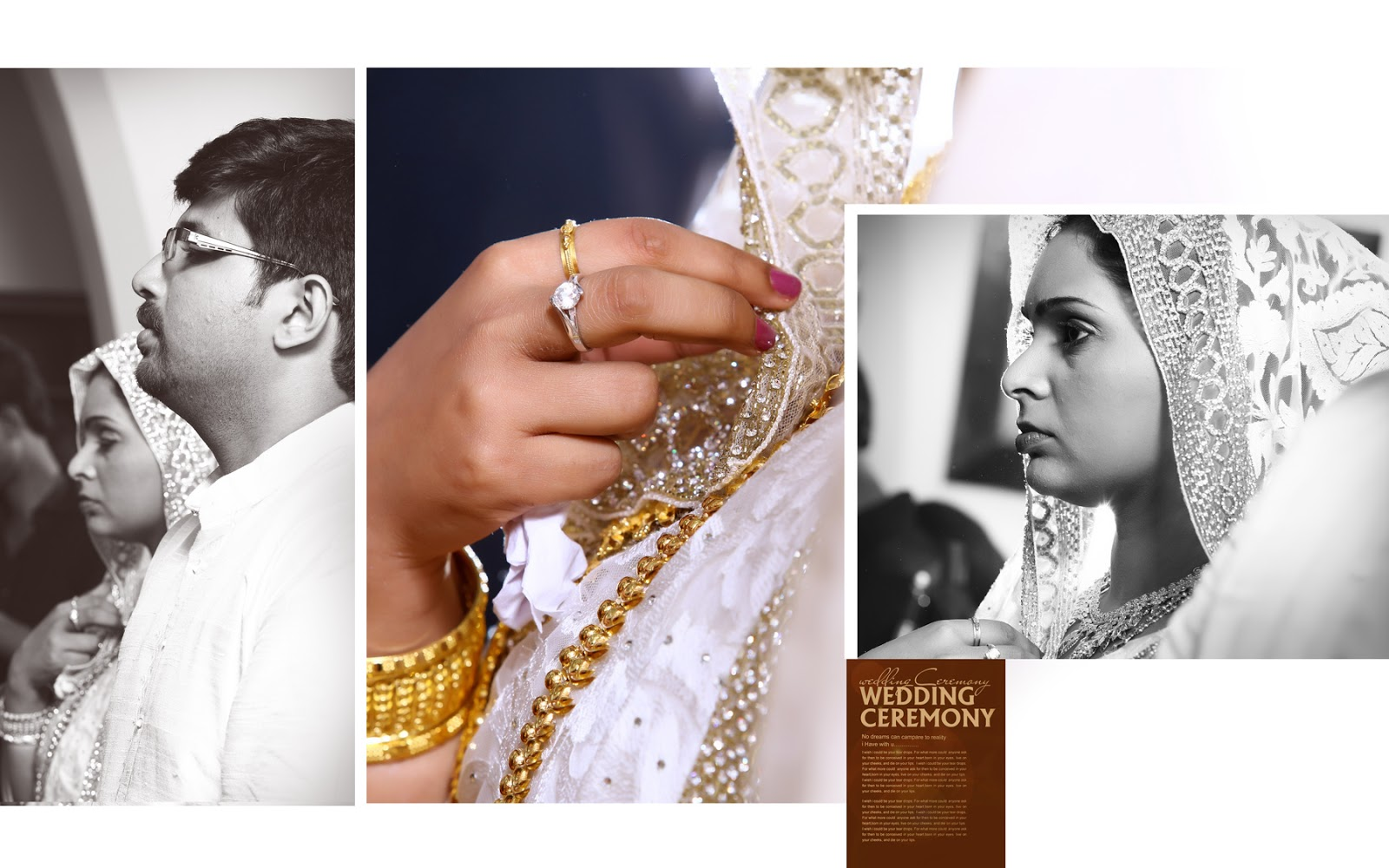 Kerala Wedding Stories: Amith and Anita