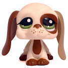 Littlest Pet Shop 3-pack Scenery Basset Hound (#1594) Pet
