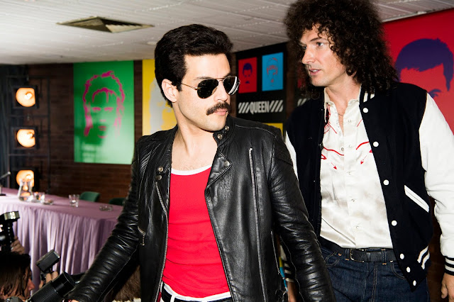 WATCH: BOHEMIAN RHAPSODY First Trailer Looks and Sounds Stunning