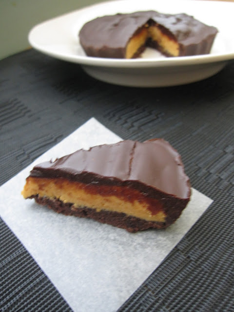 Peanut Butter Cup Cake Recipe