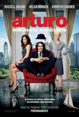 Arthur: Millonario Irresistible – DVDRIP LATINO