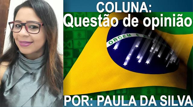 Coluna da Paula Silva