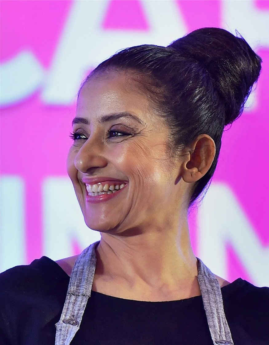 Manisha Koirala During The Sixth Healthcare Access Summit In Delhi