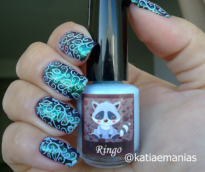 DRK Nails, DRK, Esmaltes da Kelly,