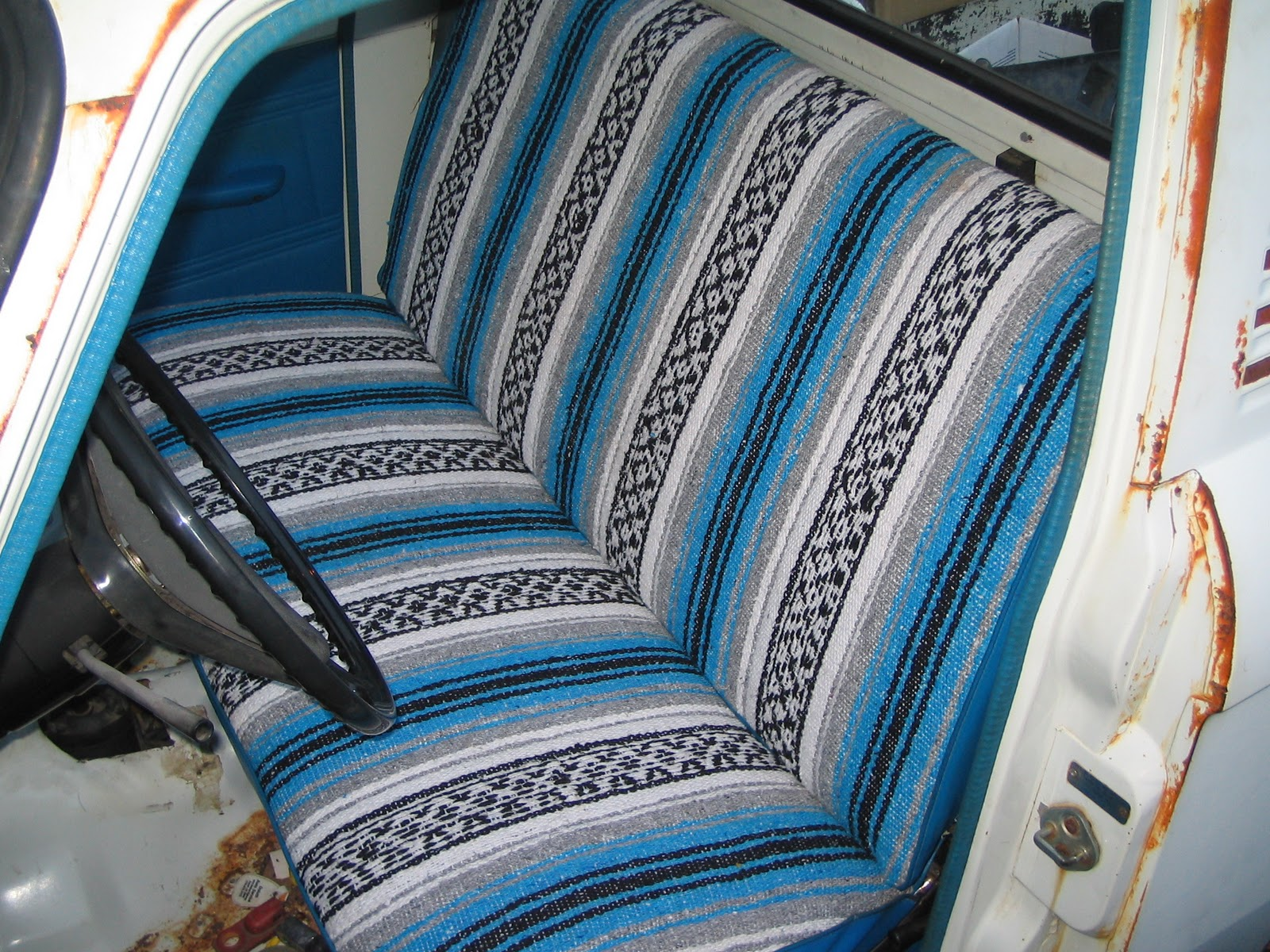 Bench Blanket Seat Cover