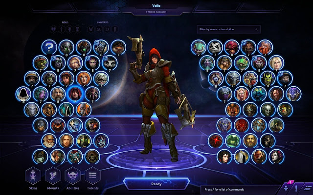 Download Heroes Of The Storm Game Full Version For PC
