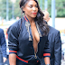 Serena Williams flashes boobs in new photos