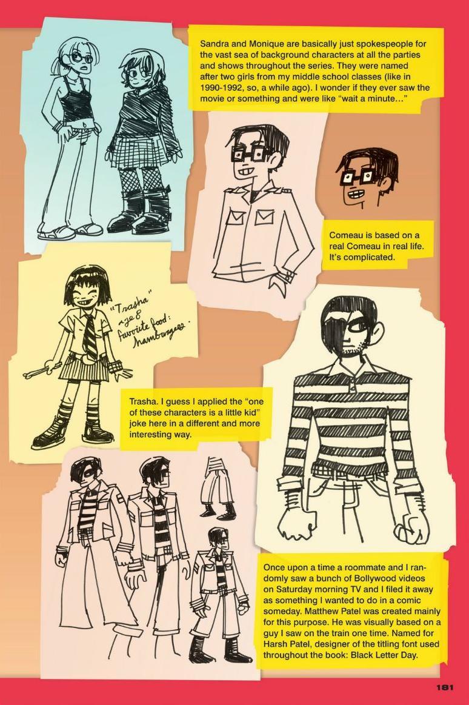 Read online Scott Pilgrim comic -  Issue #1 - 162