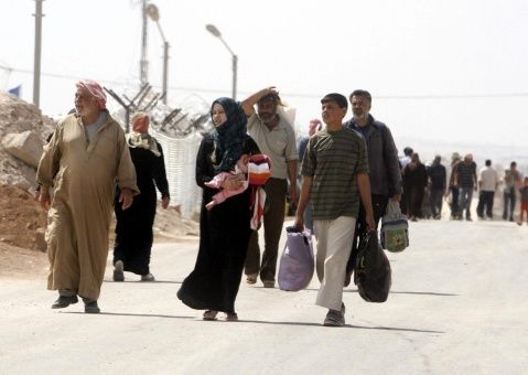 Más de 55.000 civiles sirios regresan a Guta Oriental