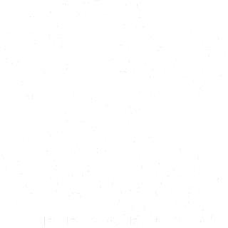PIZZA OF DEATH ロゴ logo ホワイト
