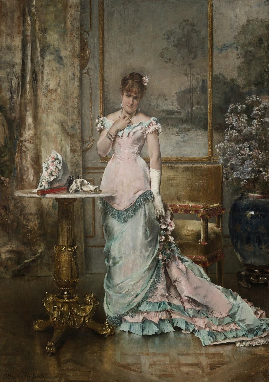 Alfred  Stevens  Tutt'Art   ()