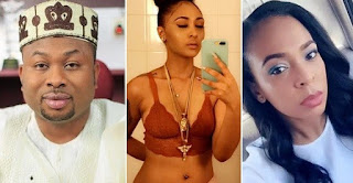 Tonto Dikeh's Ex-Husband, Olakunle Churchill Speaks Out On His Relationship With TBoss & Rosaline Meurer